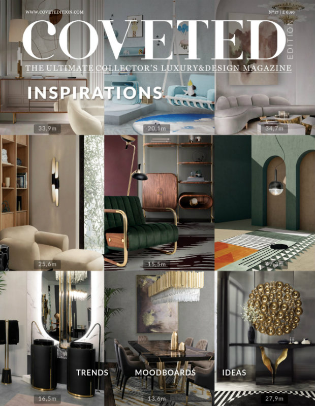 [object object] Discover The Hottest Design Trends At The New Issue Of CovetED! Discover The Hottest Design Trends At The Amazing Magazine CovetED 17 15