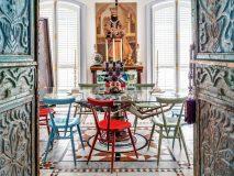 Jacques Grange Designed Christian Louboutin's Paris Penthouse!