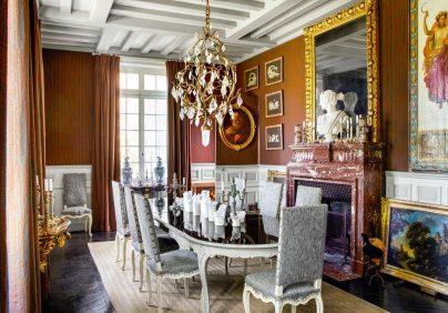 jean louis deniot Jean Louis Deniot Transforms A Historic French Manor! Jean Louis Deniot Transforms A Historic French Manor4 404x282