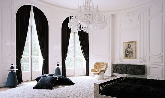 lenny kravitz Lenny Kravitz Opens The Door To His Parisian Home! Lenny Kravitz Opens The Door To His Parisian Home 655x390