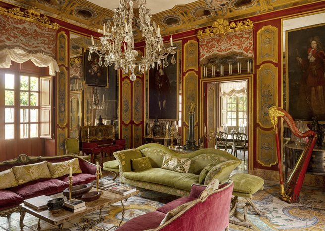 jacques garcia Meet The Rococo Residence Designed By Jacques Garcia Meet The Rococo Residence Designed By Jacques Garcia1