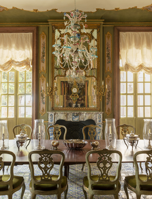 jacques garcia Meet The Rococo Residence Designed By Jacques Garcia Meet The Rococo Residence Designed By Jacques Garcia2