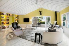 Philippe Starck's First United States Mansion Is For Sale!