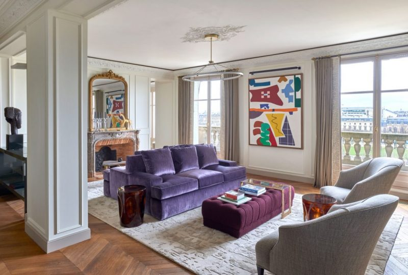modern Get A Look At The Most Amazing And Modern Paris Pied-à-Terre! Get A Look At The Most Amazing And Modern Paris Pied a Terre1 e1603377172924