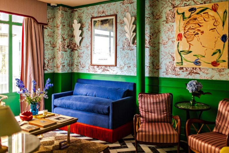 hotel les deux gares Hotel Les Deux Gares It's The Most Eclectic Hotel You've Ever Seen! Hotel Les Deux Gares Its The Most Eclectic Hotel Youve Ever Seen 4 e1602692410964