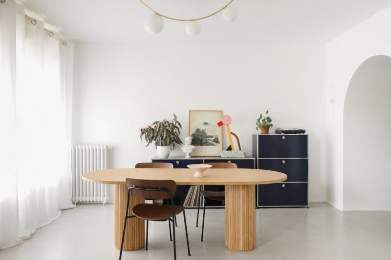 minimalism Minimalism At Its Best In This 70's French Apartment! Minimalist At Its Best In This 70s French Apartment 4 e1602778567677