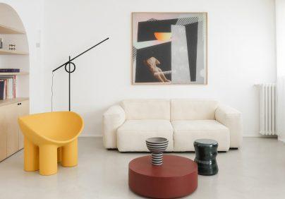 minimalism Minimalism At Its Best In This 70's French Apartment! Minimalist At Its Best In This 70s French Apartment 5 404x282
