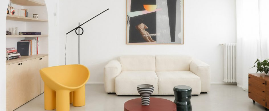 minimalism Minimalism At Its Best In This 70's French Apartment! Minimalist At Its Best In This 70s French Apartment 5 944x390