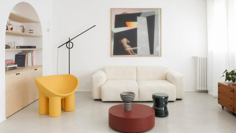 minimalism Minimalism At Its Best In This 70's French Apartment! Minimalist At Its Best In This 70s French Apartment 5 e1602778550109