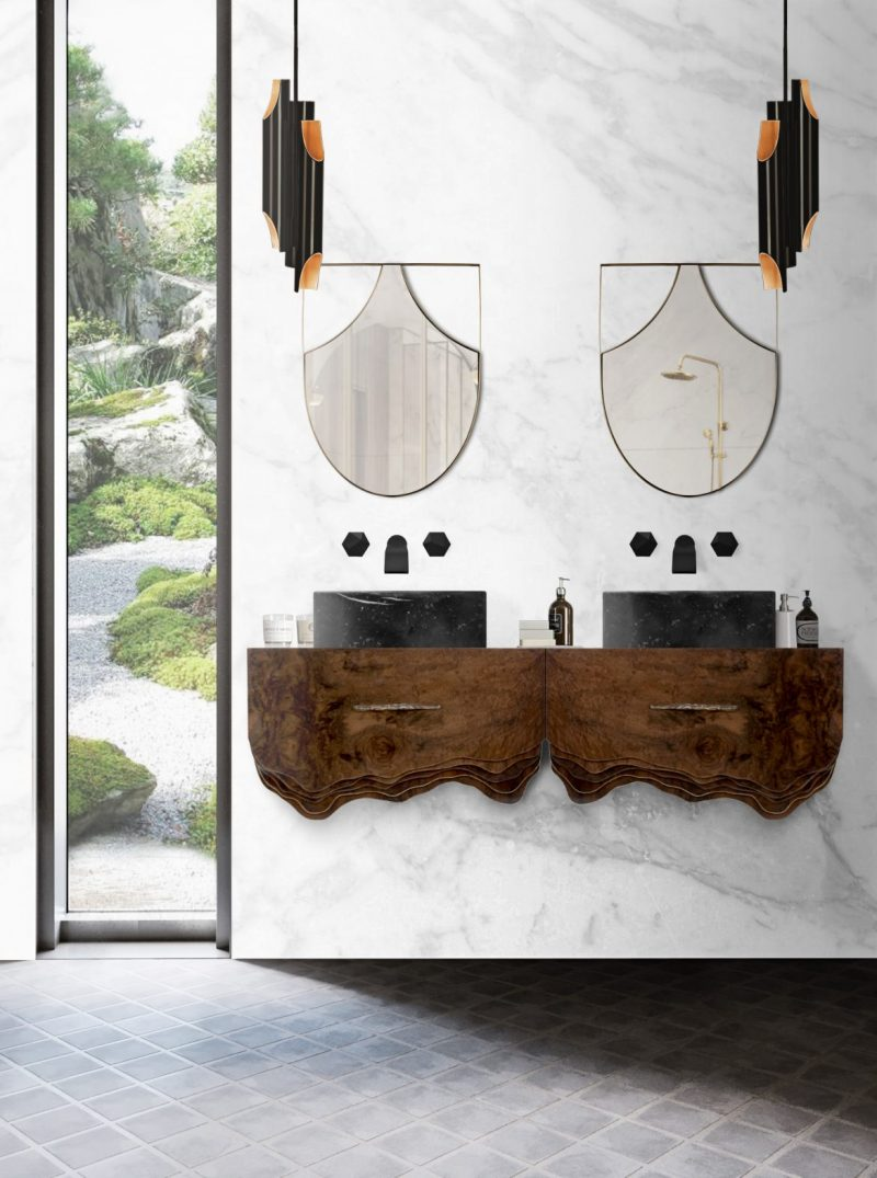 wooden designs Wooden Designs To Improve Your Luxurious Bathroom! Wooden Designs To Improve Your Luxurious Bathroom1