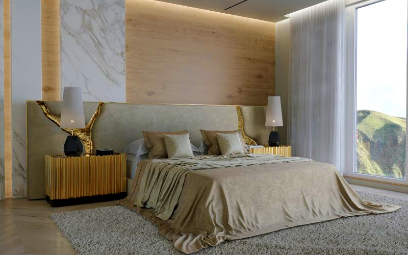 luxury headboard A New Luxury Headboard Has Debuted In This Luxury Brand! A New Luxury Headboard Has Debuted In This Luxury Brand