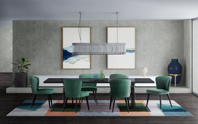 dining room rugs Dining Room Rugs: The Most Stunning Pieces For You To Choose! Dining Room Rugs The Most Stunning Pieces For You To Choose10