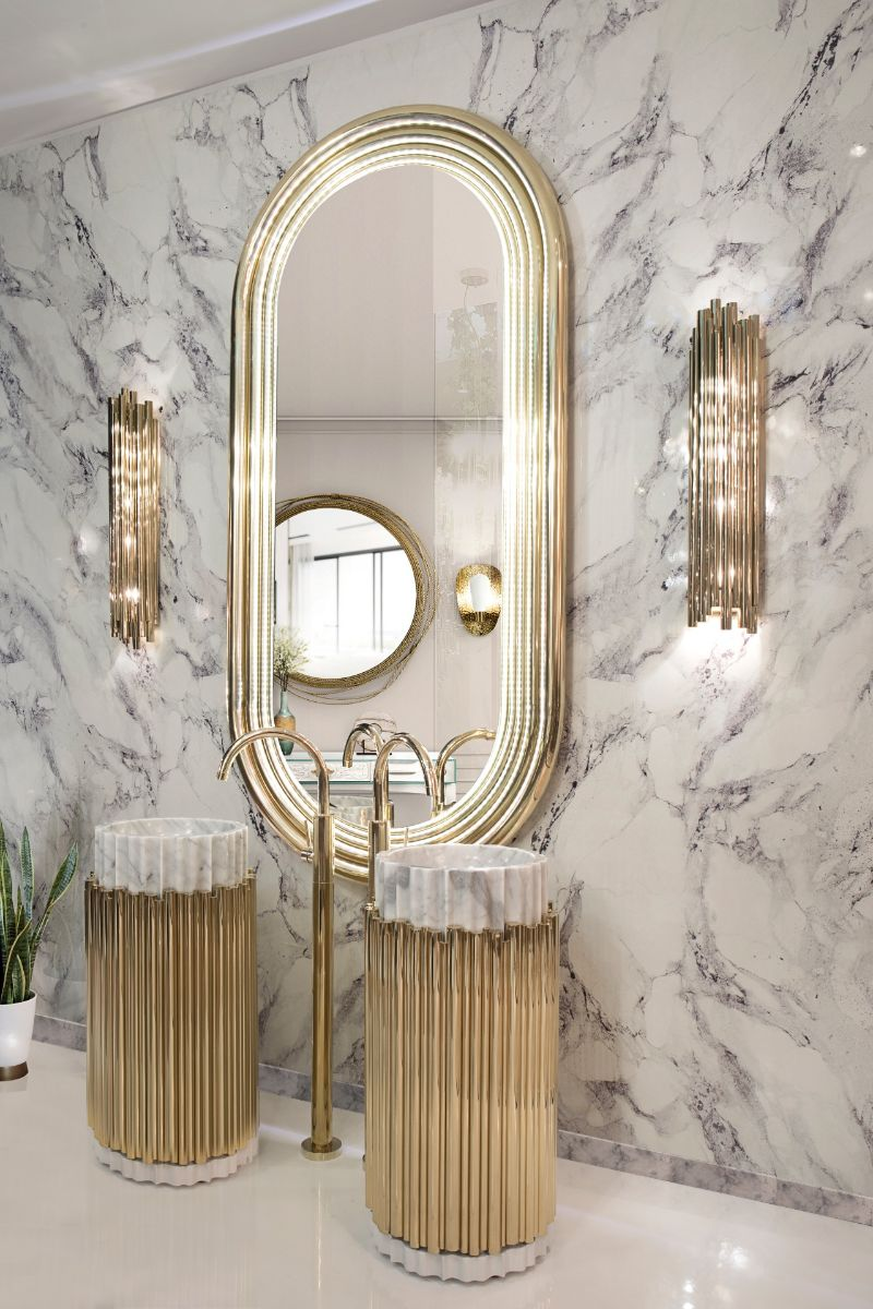 bathroom Embellish Your Bathroom With The Most Stunning Pieces! Embellish Your Bathroom With The Most Stunning Pieces8