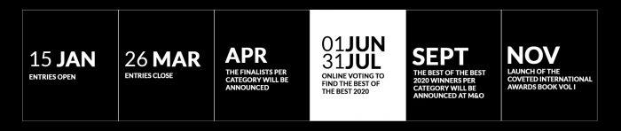 covet international awards Covet International Awards: Where You'll Meet The Best Design Projects! Covet International Awards Submit Now1