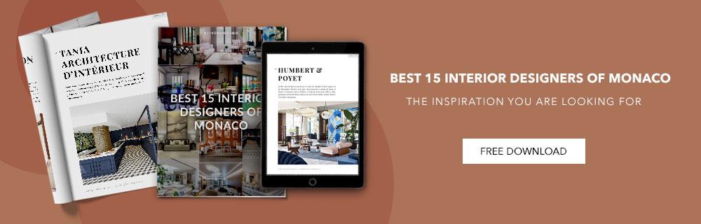 best interior designers The Best Interior Designers From Monaco Are Here! monaco