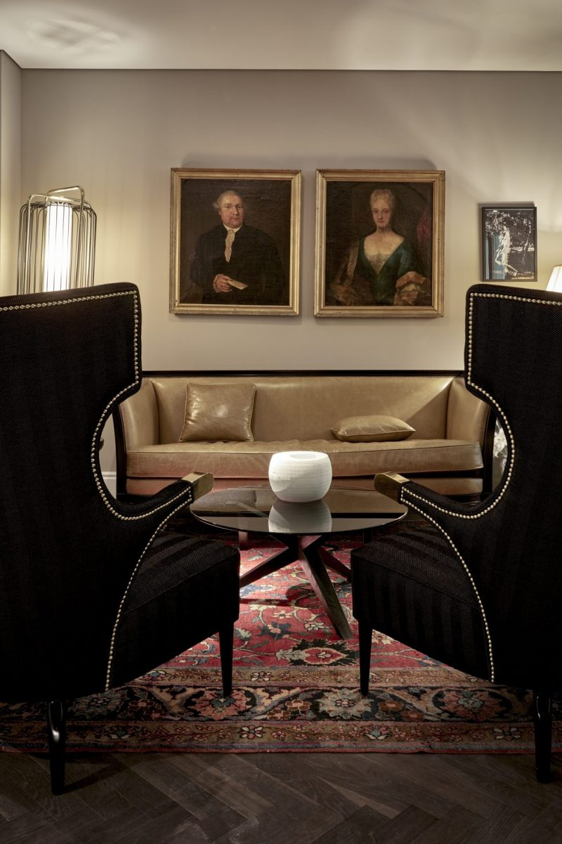 best projects Be Inspired By These Interior Design Projects Based In Hamburg Sir Nikolai Lounge Area 2 e1615997920779