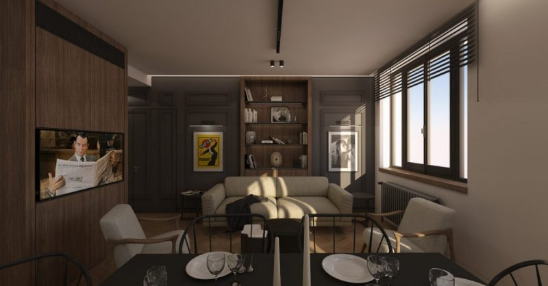 best projects Be Inspired By The Best Projects Based In The Lyon Area! home design 1 e1615471883945