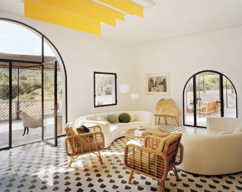 india mahdavi Find Out The Best Projects From Best Interior Designer India Mahdavi! Find Out The Best Projects From Best Interior Designer India Mahdavi11 e1618925449239