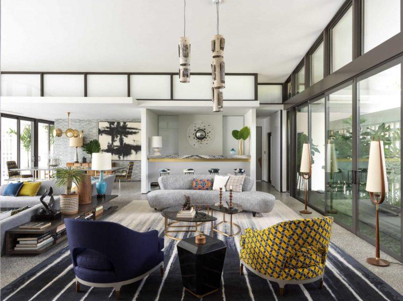 jean louis deniot Enjoy The Best Interior Design Projects By Jean Louis Deniot! living room 1 flamingo miami jean louis deniot e1619019497394