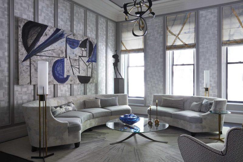 jean louis deniot Enjoy The Best Interior Design Projects By Jean Louis Deniot! living room 1 upper east side new york jean louis deniot e1619019355521