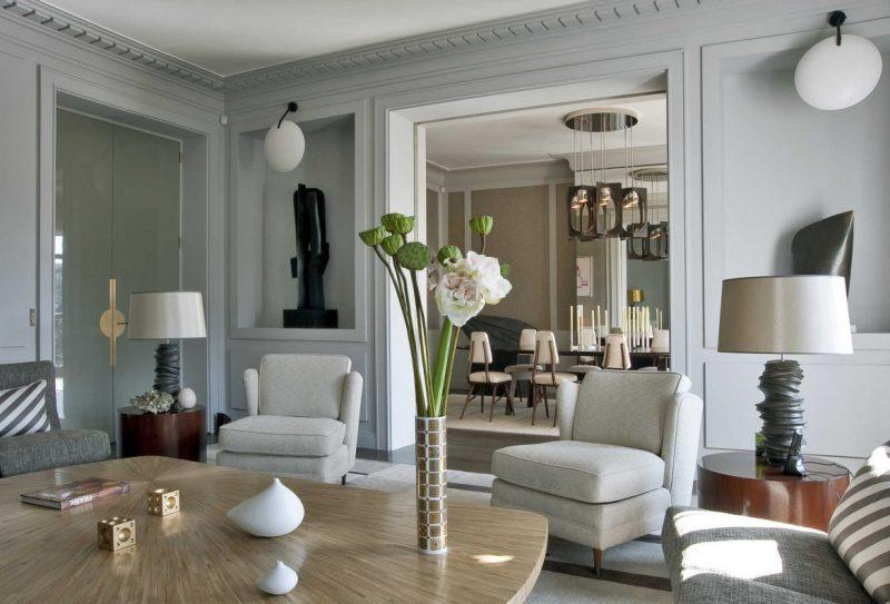 jean louis deniot Enjoy The Best Interior Design Projects By Jean Louis Deniot! living room 4 eylau paris jean louis deniot e1619019309134
