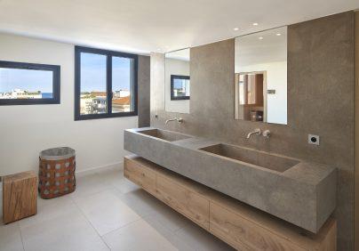 extraordinary master bathroom projects Extraordinary Master Bathroom Projects by SAS COLLECTION PRIVEE Penthouse Croisette 404x282