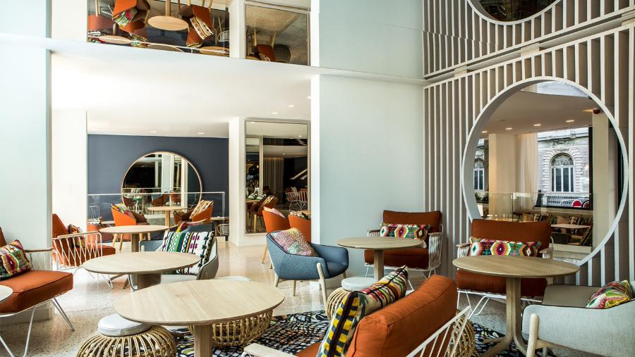 Jean Philippe Nuel: Majestic Hotel Interior Design Projects