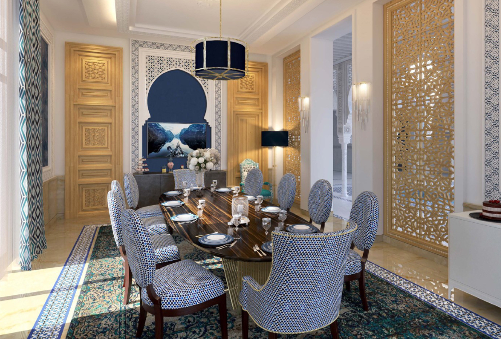 Xavier Cartron: Impressive Design Projects with Luxurious Rugs